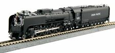 KATO N Scale USA Model Pacific FEF-3 Steam Locomotive Train - 1260402