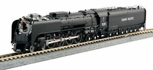 KATO N Scale ~ New 2019 ~ Union Pacific 4-8-4 FEF-3 #838 DCC Ready ~ 1260402