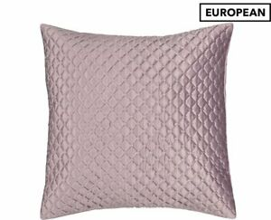65x65cm Elise European Pillowcase - Blush