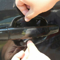8 Pcs High Quality Invisible Car Door Handle Scratches Protective Protector Fil