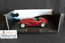 Hot Wheels Elite Ferrari 125 S 1:18 dark red (PJBB)