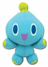 "Brand New Sonic the Hedgehog 4.5"" Chao Plush Stuffed Doll by GE Animaiton"
