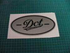 DOT 'Devoid of Trouble' sticker - motoX motorcycle/bike