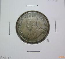C: Strait Settlement 20 cents 1926 - VF