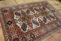 Caucasian Armenian kazak lambs wool hand knotted HANDMADE rug 260 x 175 cm