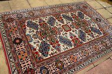 Caucasici ARMENO Kazak Agnelli Lana Mano Annodato a Mano Tappeto 260 x 175 cm