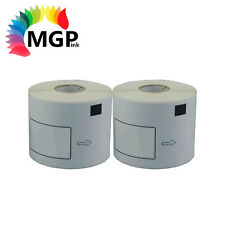 2 Compatible for Brother DK22205 Refill only Label 62mm x 30.45m QL500/550 QL700
