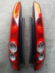 Ford Fiesta Mk6 tail-lamps (5 door)