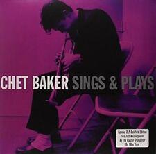Chet Baker Sings & Plays UK Double LP 2011 180g MINT Vinyl