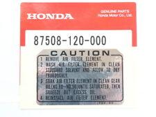 Honda 87508120000