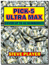 Steve Player's Ultra Max Pick- 5 Winning Lottery System