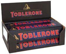 10 X Giant Toblerone Dark Chocolate 360g Bars Full Box Fresh UK Stock Gift Treat
