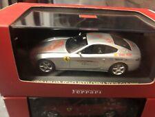 IXO Ferrari 612 Silver Scaglietti China Tour Car 2005 FER039 - BRAND NEW