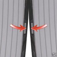 Mosquitera para Puerta con Fijación Magnetica Cierra Sola Transparente Das 3238