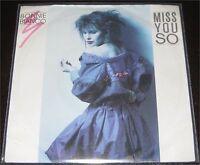 "Bonnie Bianco, Miss you so, VG/VG++ 7"" Single 0856-8"
