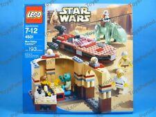 LEGO 4501 Mos Eisley Cantina Blue Box Rare 2003 Set MISB New