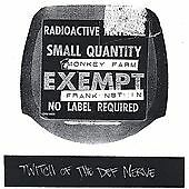 Monkey Farm Frankenstein - Twitch of the Def Nerve (CD) NEW AND SEALED