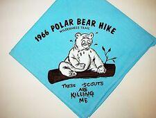 BOY SCOUT  WILDERNESS TRAIL  1966  POLAR BEAR HIKE  N/C    MICH