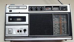 Radio Kassetten Recorder GRUNDIG C 6200 Automatic