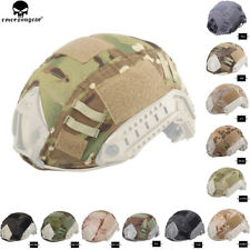 Emerson Tactical Combat Helmet Cover Airsoft Paintball Gear for Fast Helmet Type