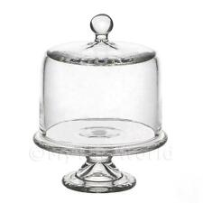 Miniatura Para Casa De Muñecas Cristal Soporte Tartas Con Redondeado Camiseta