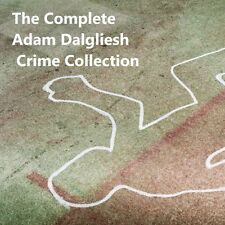 The Complete Adam Dalgliesh Crime Collection 14 Stories - on MP3 DVD 160 HOURS