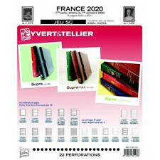 Jeux SC France 2020 premier semestre avec pochettes.