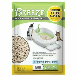 Purina Tidy Cats Breeze Cat Litter Pellet Refill - 3.5 lbs
