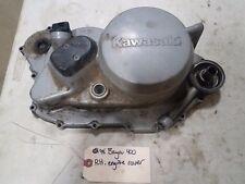 93-99 KAWASAKI BAYOU 400 KLF400 RH ENGINE CLUTCH SIDE COVER # 14032-5021