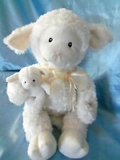 Interactive battery operated talking Nursery Rhymes Lamb and Baby