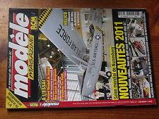 $$w Revue modele magazine n°714 PLan encarte Presto  T-Rex 600 Nitro  Percival