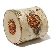 Rosewood Small Animal Natural Treat Nibble Woodroll Carrot Rabbit Rats Pet Food