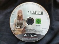 FINAL FANTASY XIII Sony Playstation 3 Game PS3