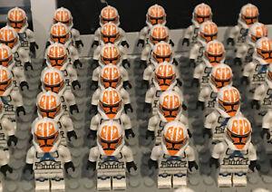 Lego Star Wars 332nd Legion Ashoka Clone Trooper X1