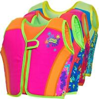 Zoggs Children Swimming Float Suit Swim Jacket Kids Buoyancy Aid 2-5 Years