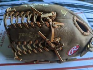 "Rawlings Player Preferred 12.75"" Baseball Glove LHT PP1275TR"