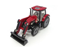 Case IH 1/64 Scale Die-Cast Metal Maxxum 145 With Loader Replica Toy