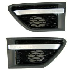 Range Rover sport 2010 AUTOBIOGRAPHY style wing side vents air grill grilles new