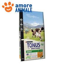 Purina Tonus Complet Adult Pollo 14 kg - Crocchette complete cane adulto pollo