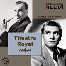 Laurence Olivier/Robert Morley : Theatre Royal: Classic Radio Dramas - Volume 4