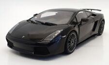 AutoArt 1/18 74582 Lamborghini Gallardo Superleggera - Met Black