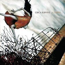 CIRCA SURVIVE - JUTURNA (New & Sealed) CD Debut Album Prog Punk