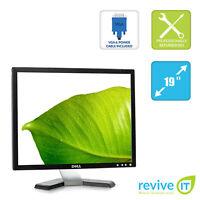 "Dell E197FP 19"" 1280x1024 5:4 TFT Flat Panel LCD Monitor - VGA - Grade A"