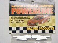 Powerline  #AGM1012AF Aluminum Front Gearbox Brace- Associated Monster GT
