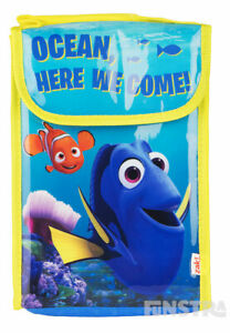 Finding Dory Lunch Bag Disney Kids School Insulated Lunch Box Finding Nemo
