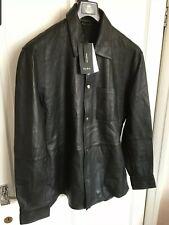 Shacket, shirt, coat, sheep leather, black, causal shirt, party, Zara, men