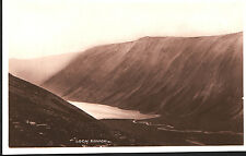 Scotland Postcard - Loch Eunich, Scottish Highlands     DR150
