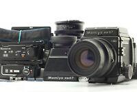 [Near Mint] Mamiya RB67 Pro SD w/ K/L 90mm F3.5 L +  3 Holder From JAPAN 1942