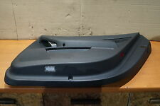 Genuine Audi A6 4F Door Panel HR Faux Leather Soul Black 4f0867304eb sYv