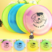 Pet Dog Supplies Flying Saucer Training Play Toys Frisbee Dish Puppy Plate Toy